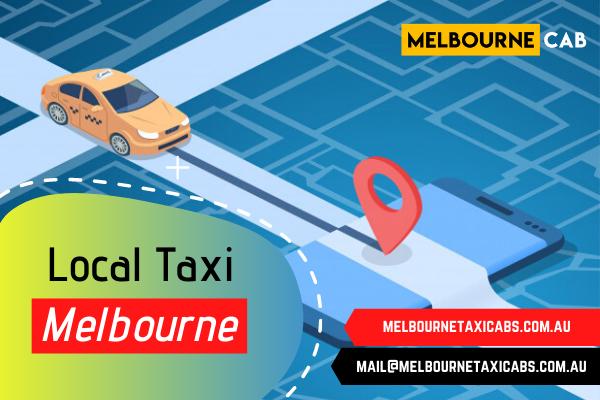 Local Taxi Melbourne