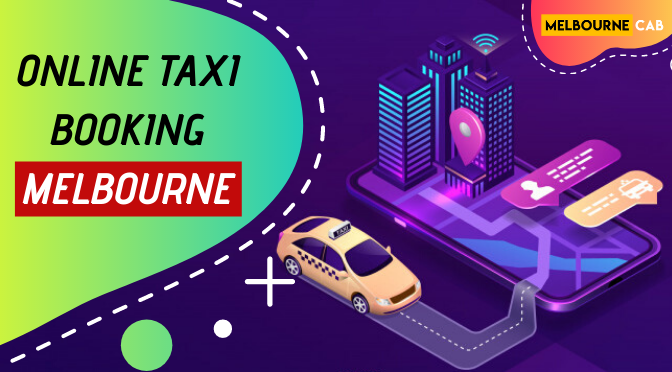 Online Taxi Booking Melbourne
